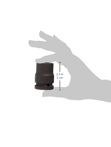 Sunex 422m 3//4-Inch Drive 22-Mm Impact Socket Sunex International