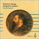 Francisco Tarrega: Integral de Guitarra