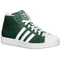 UPC 660419870801, adidas Men's Promodel II Original ( sz. 11.5, Forest Green/White )
