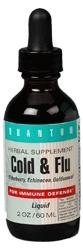 Quantum Cold and Flu 2 Liquid, 2-Ounce