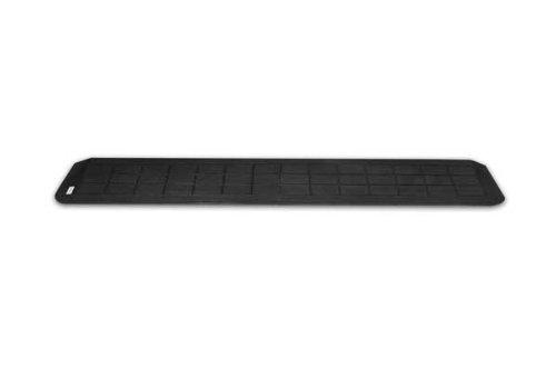 EZ Edge Ramp Size: 1.25'' H x 60.5'' W x 12.25'' D