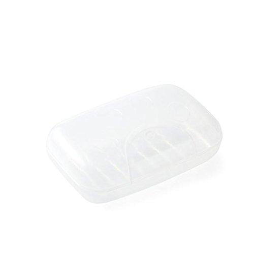 Euone® Travel Buckle Lid Toilets Soapbox Creative Catlike Storage Box