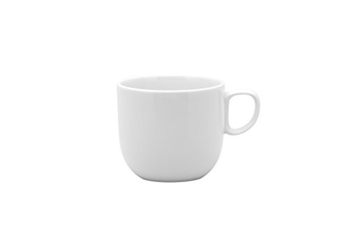 Red Vanilla Every Time Mug, Set Of 6, 12 oz, White