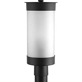 Progress Lighting P5413-31 Hawthorne One-Light Post Lantern Black [並行輸入品] B07J4GMRTN