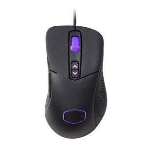 Cooler Master PC MasterMouse MM531 Gaming Mouse ()