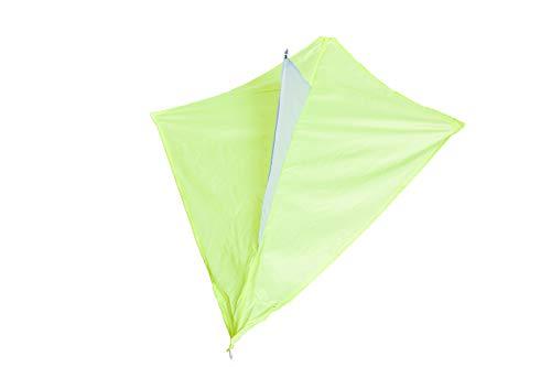 Haptic Lab Classic Diamond Kite Made in The USA ()