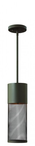 Hinkley 2302KZ-LED Transitional One Light Hanging Lantern from Aria collection in -