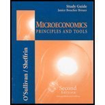 img - for Economics: Principles and Tools Study Guide by Steven M. Sheffrin Arthur O'Sullivan Janice Boucher Breuer (2003-04-09) Paperback book / textbook / text book