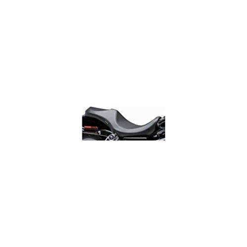 07-14 HARLEY FXDB3: Le Pera Villain 2-Up Seat (Standard) (Black)
