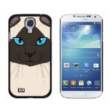 Graphics and More Siamese Cat Face Pet Kitty Burmese Hima...