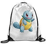 Price comparison product image Carina Pokemon Go Squirtle Turtle Cool Tote Bag One Size
