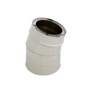 holetherm Vaso de acero inoxidable Chimenea de/Horno Tubo ...