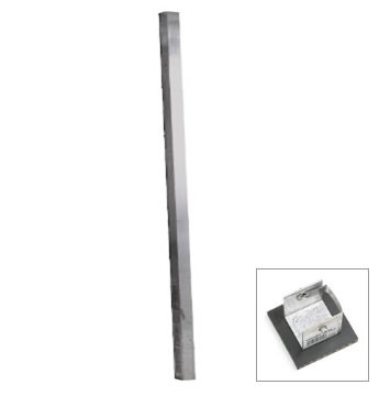 WERNER 6-ft Aluminum Pole by Werner