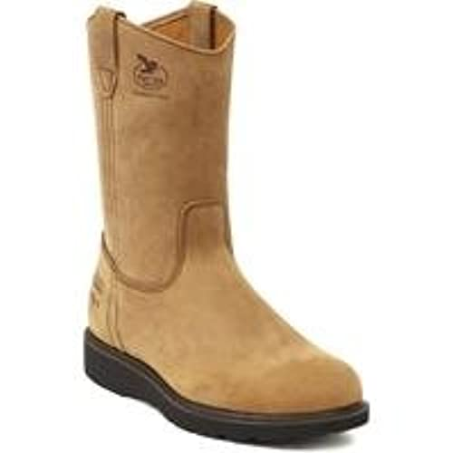 Georgia Farm & Ranch Wellington CC Work Boots®G-4432 (M8.5)