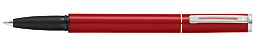 Sheaffer Pop Red Rollerball Pen with Chrome Trim in Retail Packaging (E1920751S)