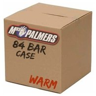 MRS. PALMERS SURF WAX WARM 84 CASE by Mrs Palmers Wax