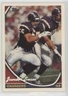(Junior Seau (Football Card) 1994 Topps - [Base] - Special Effects #250)