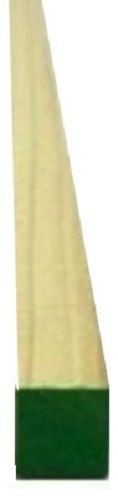 (31) ea Madison 444552 1/2'' x 1/2'' x 36'' Square Poplar Wood Dowels Made in USA