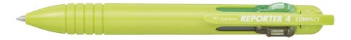 Tombow bc-fsrc63-bs Ballpoint Pen Reporter 4Compact in Blister Packaging - Compact Tombow Reporter 4