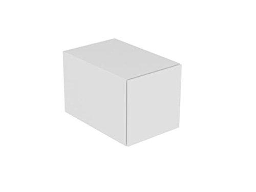 Keuco Sideboard Edition 11 31320, 1 Front -Auszug, weiß/weiß, 31320380000