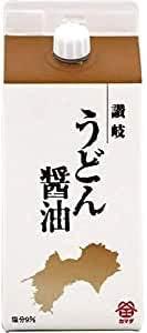鎌田醤油 讃岐うどん醤油 200ml 3本入り (ぶっかけうどん醤油)