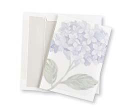 UPC 601952403378, Masterpiece Hydrangea Stem Invitation Kit - 25 Cards 25 Overlays 25 Envelopes