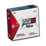 Iomega(R) Zip(R) Disks, 100MB, IBM Format, Pack