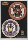 The Negro Leagues Classic Teams, Negro League Baseball Players Association (Baseball Card) 1993 Ted Williams Card Company - Pogs #NTNP