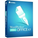 3PK OEM WORDPERFECT OFFICE X7