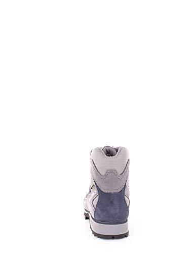 Uomo Blue Scarponcini Gunmetal Da Dolomite night Escursionismogrigio Camminata Ed B4cWOza