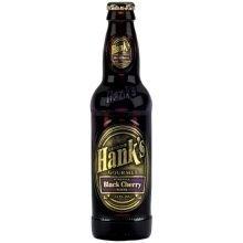 hanks black cherry soda - 1