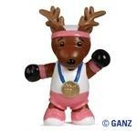 Webkinz Reindeer Figurine