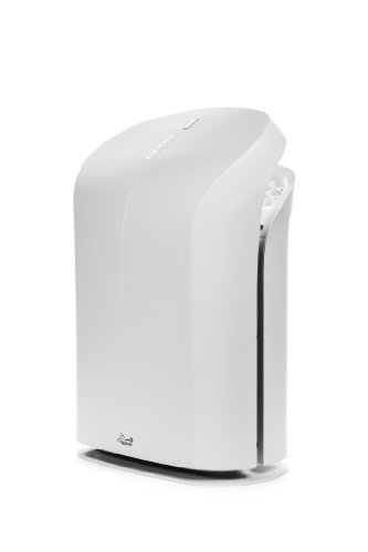 RabbitAir BioGS 2.0 Ultra Quiet HEPA Air Purifier (SPA-550A)