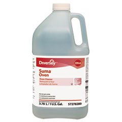Suma Oven D9.6 Oven Cleaner, Unscented, 1gal Bottle by Suma
