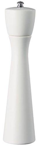 Fletchers' Mill Tronco Pepper Mill, White - 10 Inch
