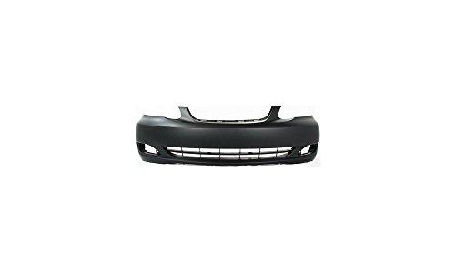 front bumper cover toyota corolla - 5