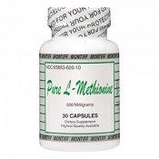 Montiff - Pure L-Méthionine 500 mg 30 cap