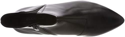 Stivali black Donna 1001 Ballerina Pointy Ecco Shape Nero Sq7zw