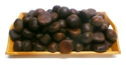 Fresh AAA Large Chestnuts Imported From Italy - 3 lb