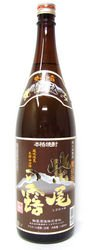 軸屋酒造 紫尾の露(しびのつゆ) 甕仕込み 芋焼酎 25度 1800ml ×6本 B00BVTNLPA