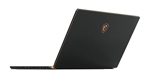 """MSI GS75 Stealth 10SGS-027 17.3"""" 300Hz 3ms Ultra Thin and Light Gaming Laptop Intel Core i9-10980HK RTX 2080 Super 32GB 1TB NVMe SSD Win10PRO VR Ready"""