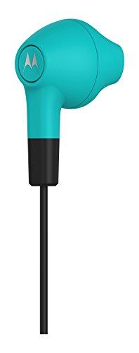 Motorola Earbuds - Kabelgebundenes In-Ear Stereo Kopfhörer - Türkis