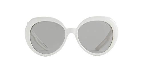Sunglasses Balenciaga BB 0024 S- 003 White/Grey
