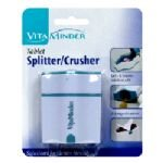 (Fit & Healthy Tablet Splitter and Crusher)