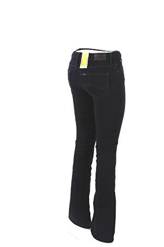 Inverno 2018 Autunno Lee Donna Jeans L530fgkk 19 27 Blu HqqYOx07