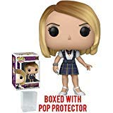 Funko Pop! TV: Gossip Girl - Jenny Humphrey Vinyl Figure (Bundled with Pop Box Protector Case)
