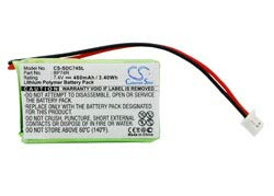 Replacement For Dogtra 2300ncp Receiver Battery by Technical Precision