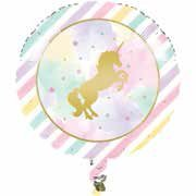 Sparkle Foil Balloon - 1