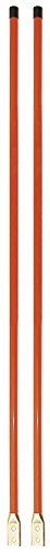 Buyers Products 1308115 Orange Sight Rod for Snow Plows (Bolt-On) by Buyers Products