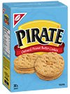 Pirate Oatmeal Peanut Butter Cookies - 350g